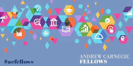 Carnegie Corporation of New York Names 32 Winners of  Andrew Carnegie Fellowships